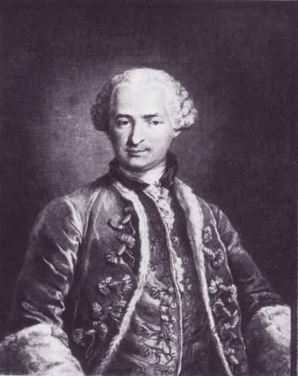 The Comte de Saint Germain (d.1784?)