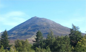 Schiehallion (Fairy Hill of the Caledonians)