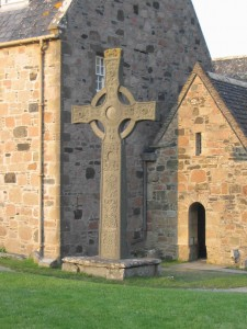 (St.) John's Cross, Iona