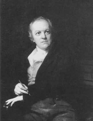 William Blake (1757 - 1827) National Portrait Gallery, London.
